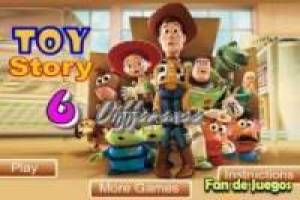 Toy Story: find six differences