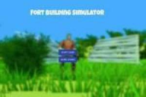Construction Simulator in Fortnite
