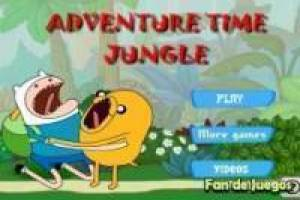 Free Hour adventure in the jungle Game