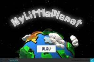 My little planet earth