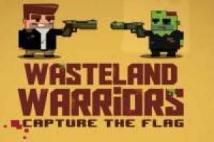 Wasteland Warriors: Capture the Flag