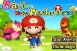 Free Mario Lanza mushrooms Game
