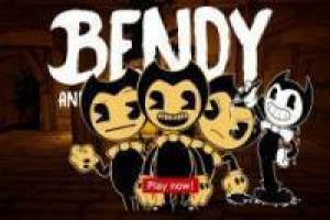 Paint Bendy og blekkmaskinen