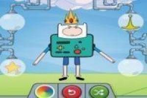 Free Create Adventure Time characters Game