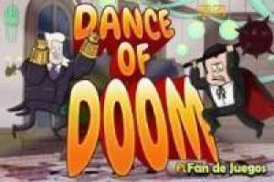 Regular show: Dance of doom
