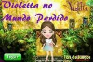 Violetta in the lost world
