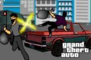 Free Gta v: flash Game