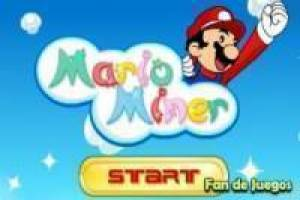 Mario minearbejder