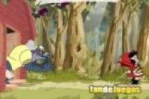 Red Riding Hood Wolf ontsnapt