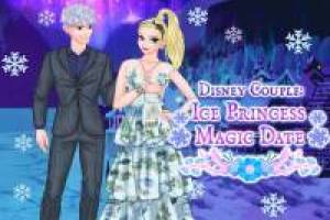 Elsa and Jack: Ice Couple