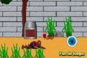 Spiderman: correr