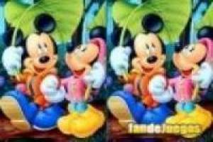 Mickey mouse: diferencias