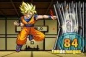 Dragon ball z de tir parfait