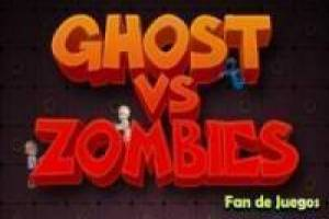 Free Ghosts vs zombies Game