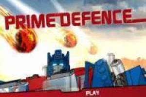 Transformers: Optimus Prime defende a Terra