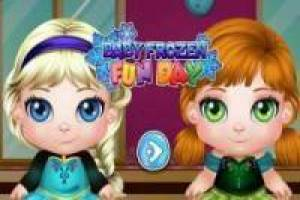 Frozen: Elsa and Anna babies