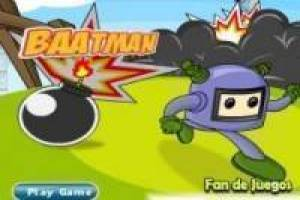 Бесплатно Bomberman: Baatman Играть