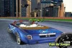Free Spiderman, car racing Game
