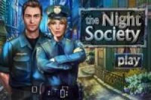 The Night Society: Hidden Objects