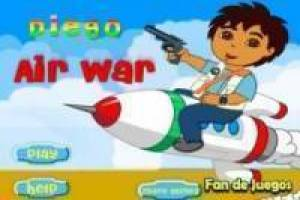 Free Diego vs aliens Game