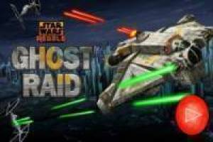 Juego Star Wars Rebels, Ghost Raid Gratis