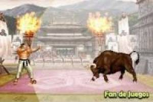 Gratis King of Fighters Bull Spille