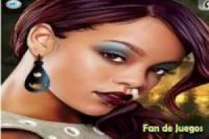 Free Makeover: rihanna halloween Game
