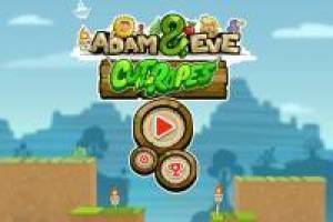 Adam and Eve: Cut The Rope