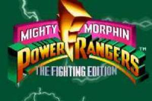 Power Rangers: The Fighting