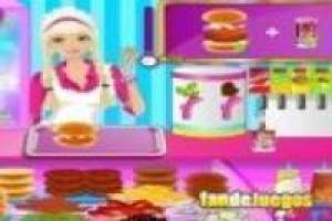 Restaurante de Barbie