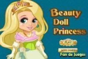As belas princesas pequenas