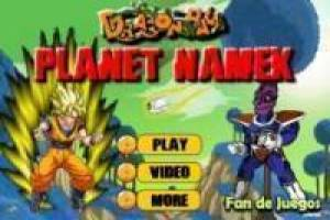 Juego Dragon ball z, Planeta Namek Gratis