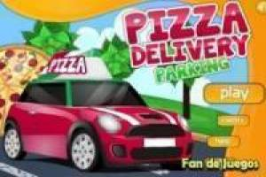 Juego Parking en la pizzeria Gratis