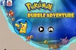 Gioco Pokémon adventures bubbles Gratuito