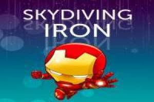 Iron Man: Skydiving
