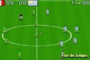 Fútbol, 2 players