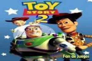 Toy Story 2, Woody záchrana