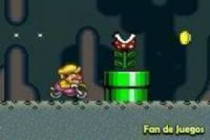 Wario Bike Escape-