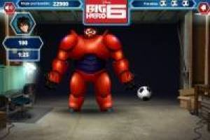 Big Hero 6: Soccer