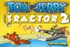 Tom og Jerry traktoren 2