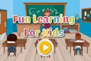 Fun Learning for Kids On Line