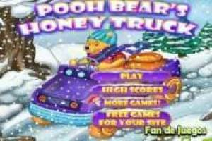 Free Winnie the Pooh honey transports Game