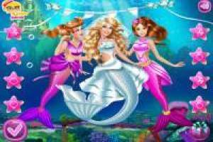 Barbie Sirena: Boda en el mar