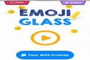 Happy Glass con Emojis
