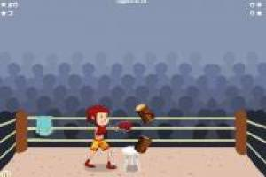 Funny boxing