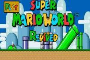 Super Mario World Revive