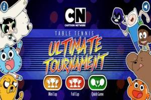 Cartoon Network: Table Tennis Tournament
