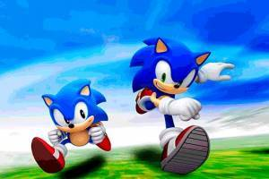 Sonic: Jigsaw Puzzle