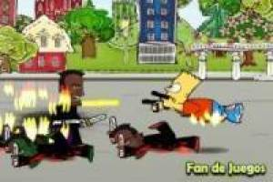 Bart simpson, supervivencias