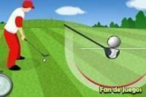 Golf: throwing balls